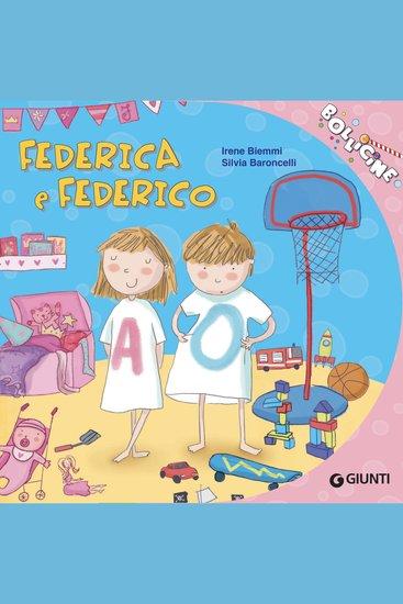 Federica e Federico - cover