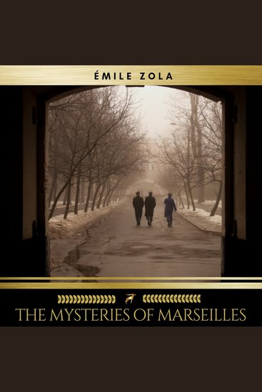 The Mysteries of Marseilles - cover