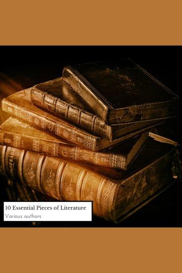 10 Essential Pieces of Literature - cover