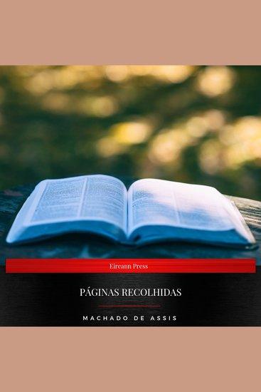 Páginas Recolhidas - cover