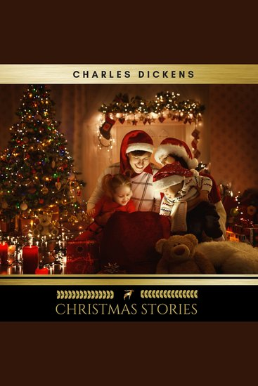 Charles Dickens: The Complete Christmas Stories - cover