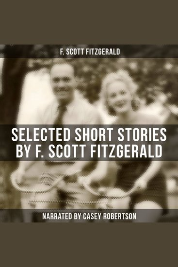 Selected Short Stories by F Scott Fitzgerald - cover