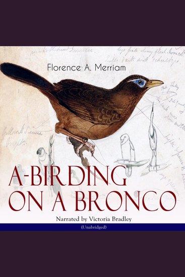 A-Birding on a Bronco - cover