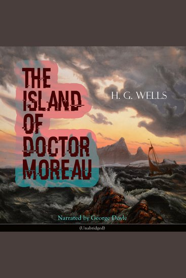 The Island of Doctor Moreau - cover
