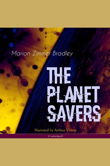 The Planet Savers - cover
