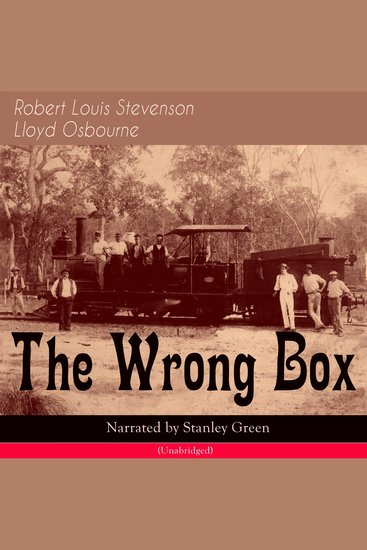 The Wrong Box - cover