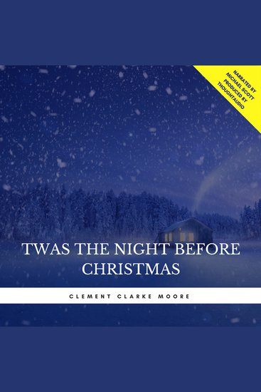 Twas the Night Before Christmas - cover