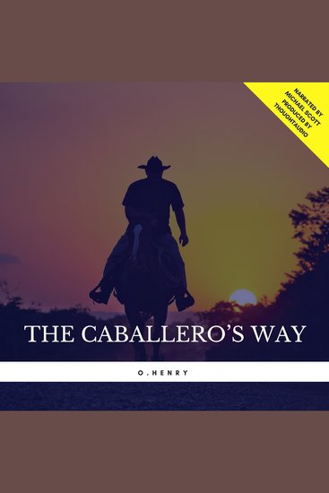 The Caballero's Way - cover