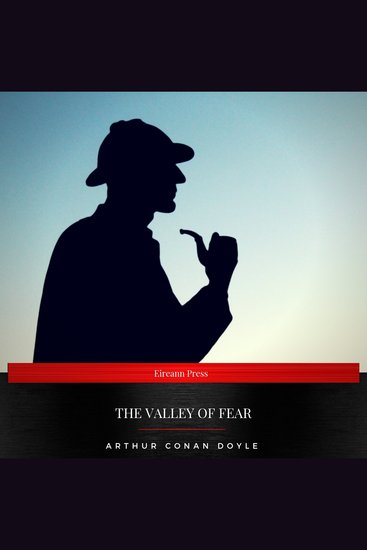 The Valley of Fear - cover
