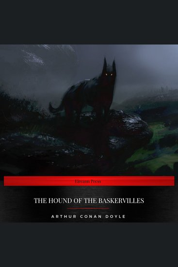 The Hound of the Baskervilles - cover