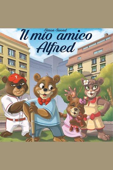 Il mio amico Alfred - cover