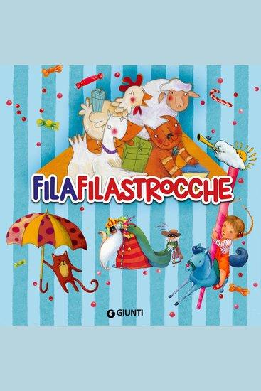 Filafilastrocche - cover