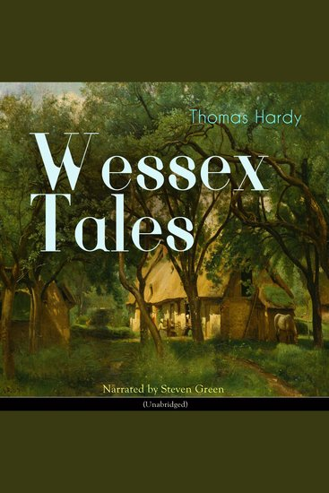Wessex Tales - cover