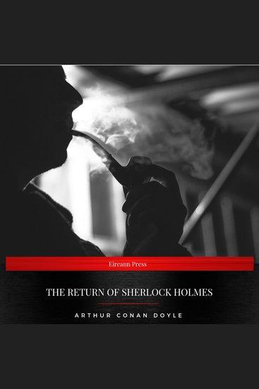 The Return of Sherlock Holmes - cover
