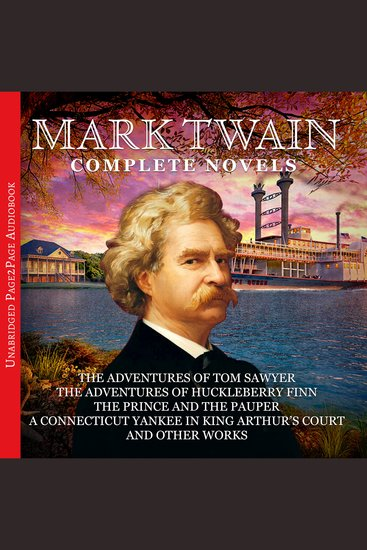 Mark Twain: The Complete Novels - cover