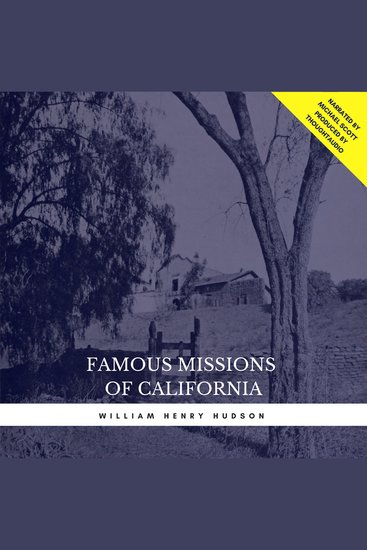 Famous Missions of California - cover