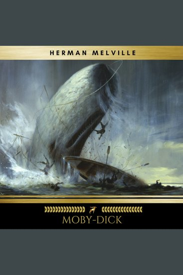 Moby-Dick - cover