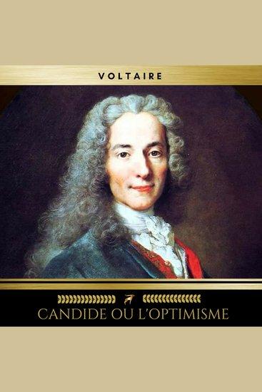 Candide ou L'optimisme - cover