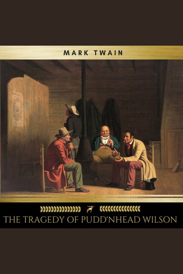 The Tragedy of Pudd'nhead Wilson - cover