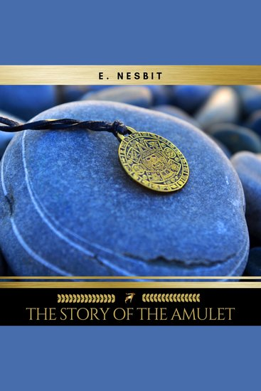 The Story of the Amulet - cover