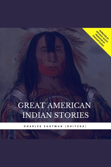 Great American Indian Stories - cover