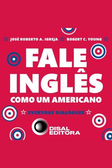 Fala inglês como um americano - cover