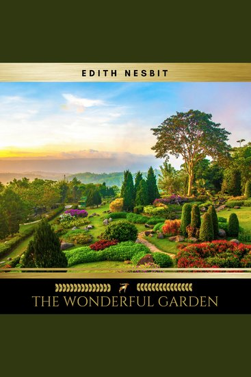 The Wonderful Garden - cover