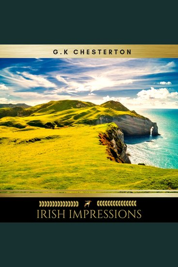Irish Impressions - cover
