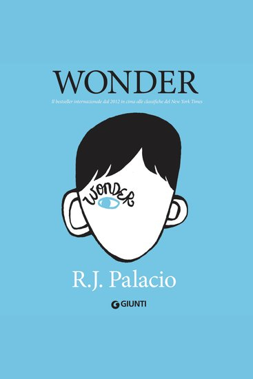 Wonder - cover