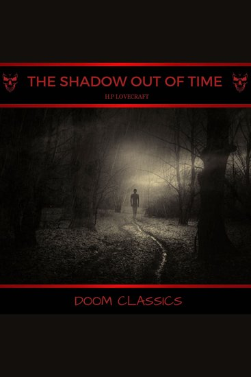The Shadow Out of Time - cover