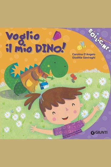 Voglio il mio Dino - cover