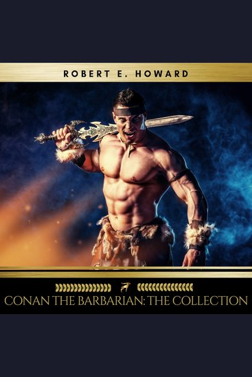 Conan the Barbarian: The collection - cover