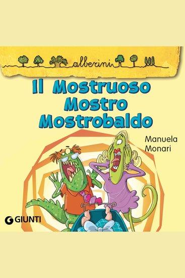 Il Mostruoso Mostro MastroBaldo - cover