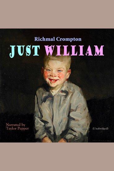 Just William - cover