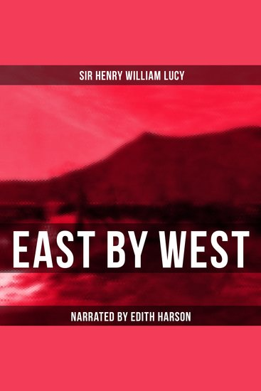 East by West - cover