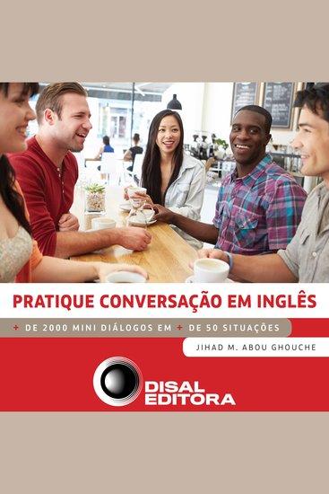 Pratique conversação em inglês - cover