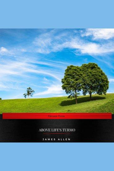 Above Life's Turmoil - cover