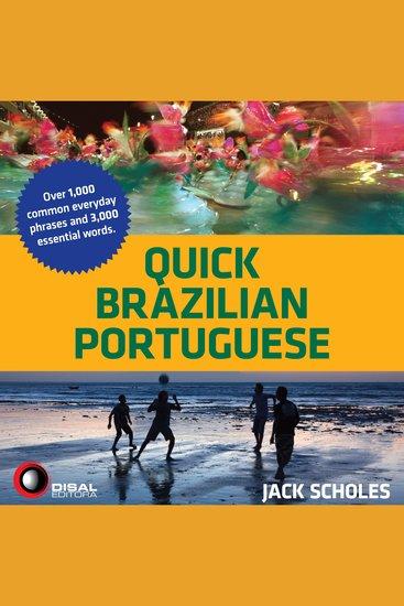 Quick Brazilian Portuguese - cover