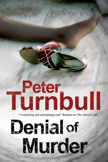 Denial of Murder - cover