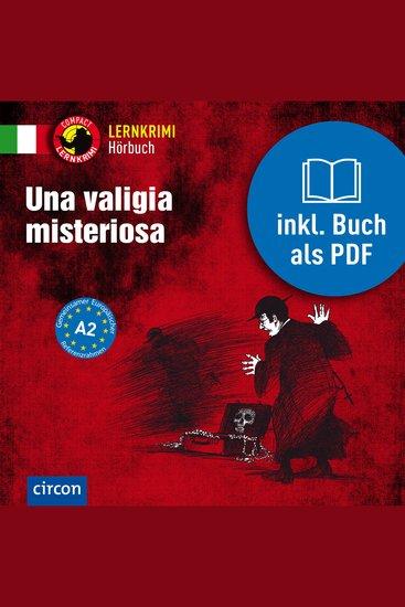 Una valigia misteriosa - Italienisch A2 - cover