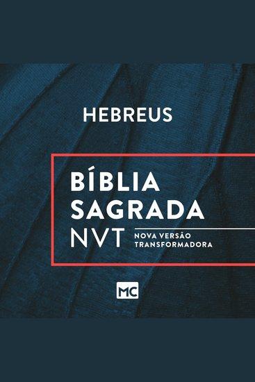 Bíblia NVT - Hebreus - cover