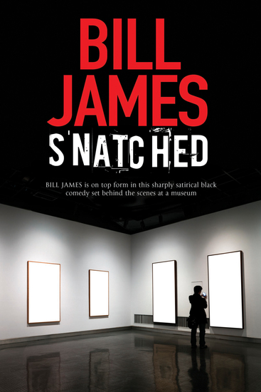 Snatched - A British black comedy - cover