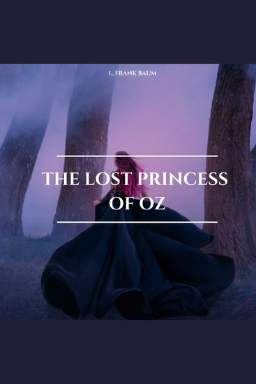 The Lost Princess of Oz - cover