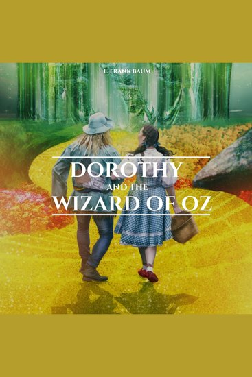 Dorothy and the Wizard in OZ - cover