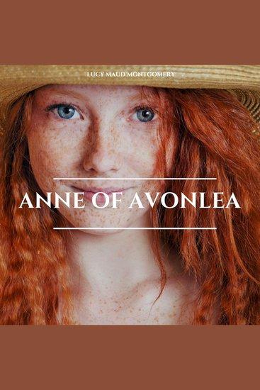 Anne of Avonlea - cover