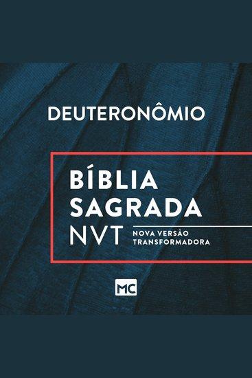 Bíblia NVT - Deuteronômio - cover