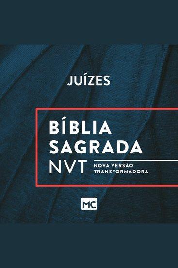 Bíblia NVT - Juízes - cover
