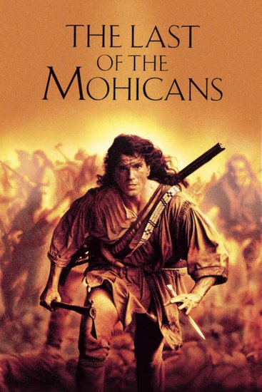 Last of the Mohicans The - James Fenimore Cooper - cover
