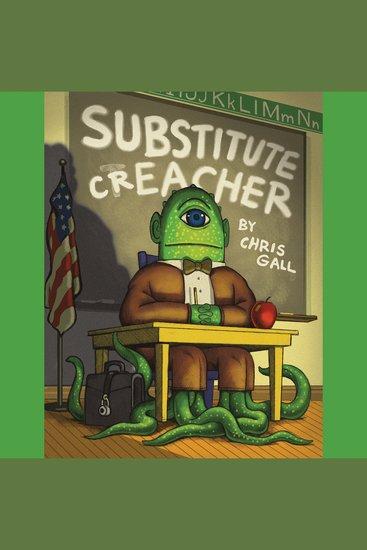 Substitute Creacher - cover