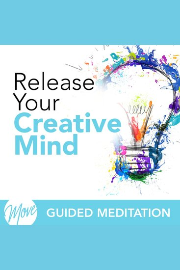 Release Your Creative Mind - cover